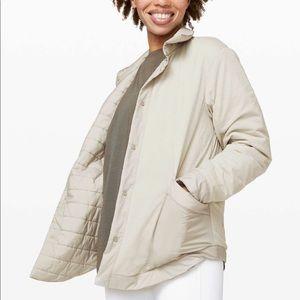 Lululemon reversible puffy jacket Women's 6